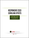 Responsive CSS3 Scrolling Effects