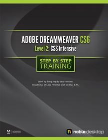 Adobe Dreamweaver CS6 Level 2: CSS Intensive Noble Desktop