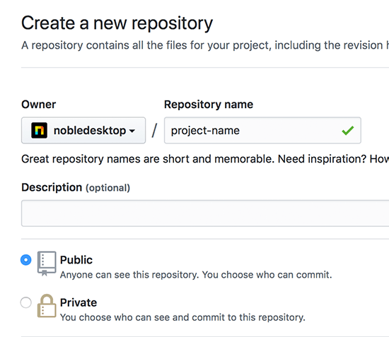 Create a New Remote Repo on GitHub