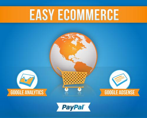 สร้างเว็บไซต์ในรูปแบบของร้านค้าออนไลน์ที่ง่ายต่อการขายสินค้าและบริการผ่านทางอินเตอร์เน็ต