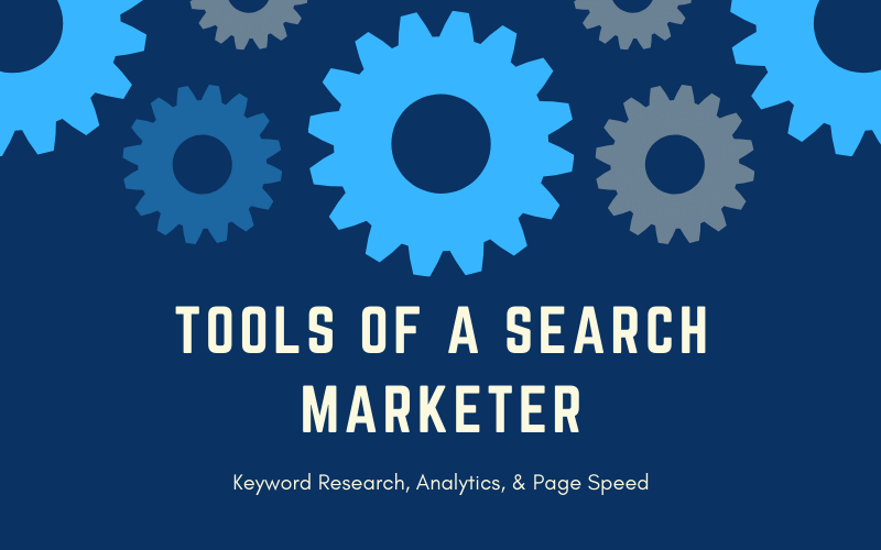 Tool of Search Marketing Graphic