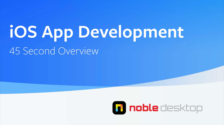 iOS Bootcamp NYC | iOS App Development Courses