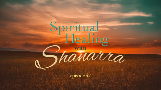 Screenshot of Shanarra Spiritual Healing interview